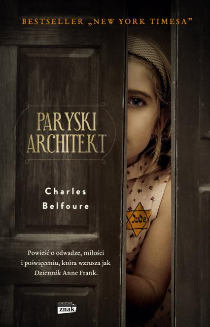 Paryski architekt - Charles Belfoure | okładka