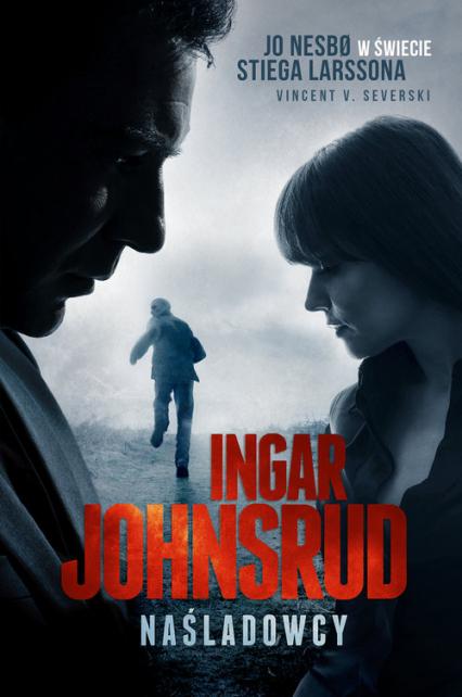 Naśladowcy - Ingar Johnsrud | okładka