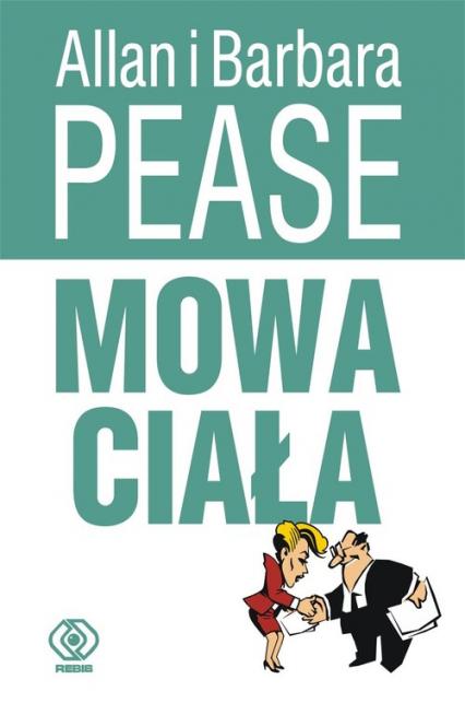Mowa ciała - Allan Pease, Barbara Pease | okładka