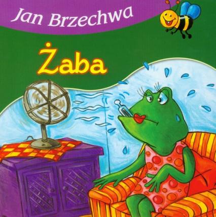 Żaba - Jan Brzechwa | okładka