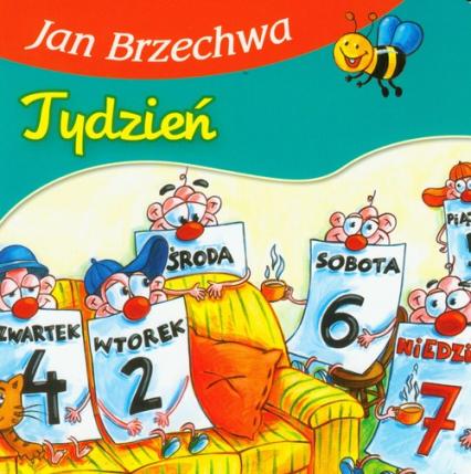Tydzień - Jan Brzechwa | okładka