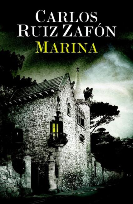 Marina - Carlos Ruiz Zafon   okładka