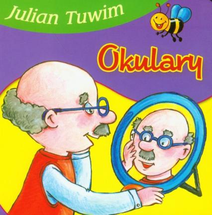Okulary - Julian Tuwim | okładka