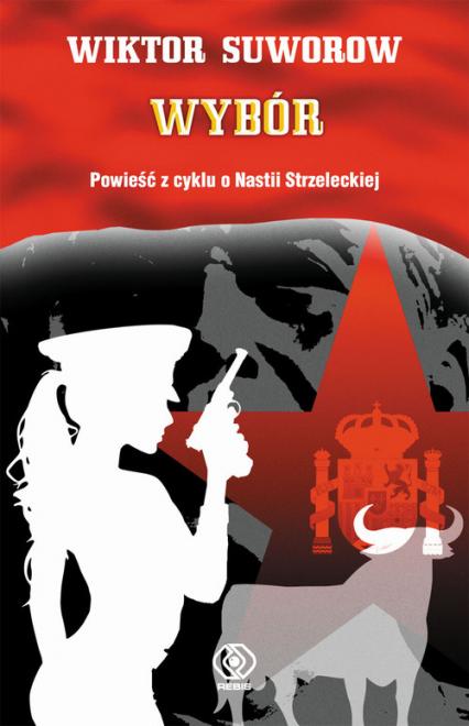 Wybór - Wiktor Suworow | okładka
