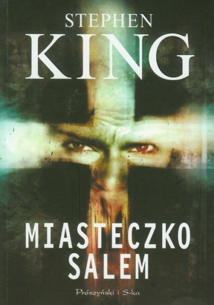 Miasteczko Salem - Stephen King | okładka