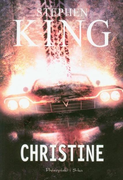 Christine - Stephen King | okładka