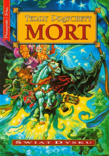 Mort - Terry Pratchett | okładka