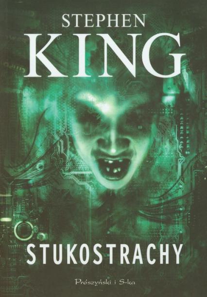 Stukostrachy - Stephen King | okładka