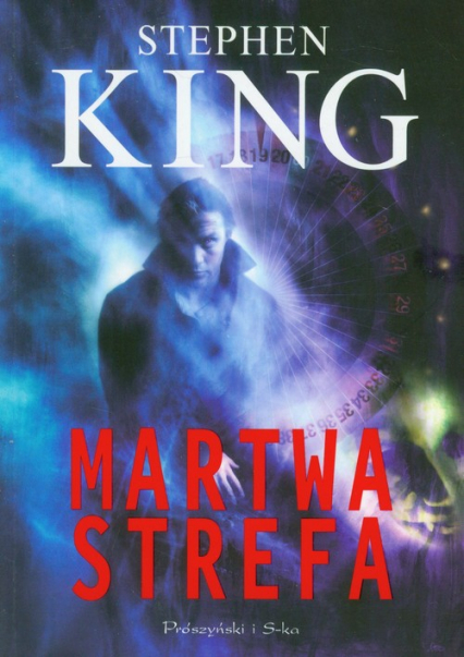 Martwa strefa - Stephen King | okładka