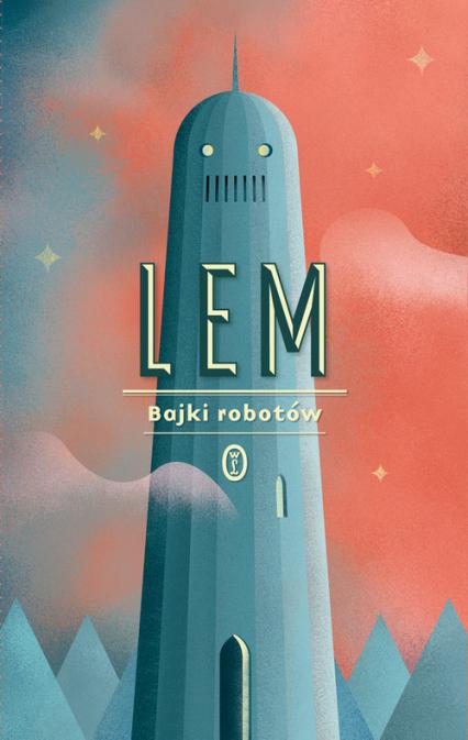 Bajki robotów - Stanisław Lem | okładka