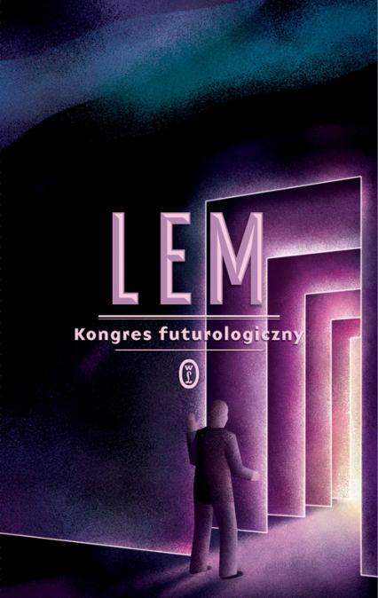 Kongres futurologiczny - Stanisław Lem | okładka