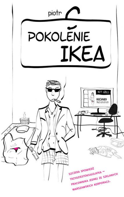 Pokolenie Ikea - Piotr C | okładka