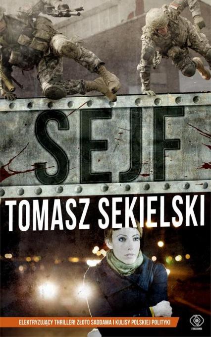 Sejf - Tomasz Sekielski | okładka