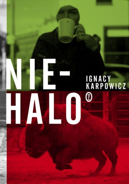 Niehalo - Ignacy Karpowicz   okładka