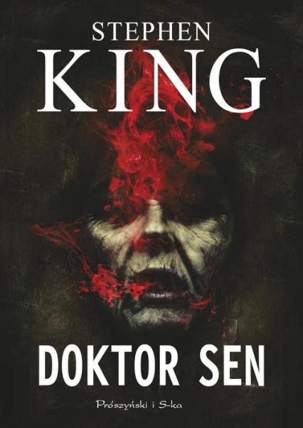 Doktor Sen - Stephen King | okładka