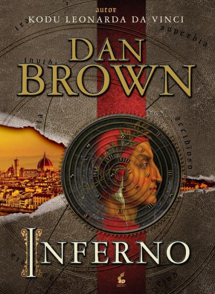 Inferno - Dan Brown | okładka