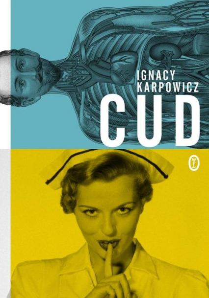 Cud - Ignacy Karpowicz | okładka