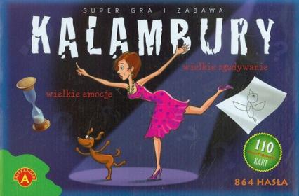 Kalambury -  | okładka