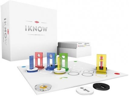 iKnow -  | okładka