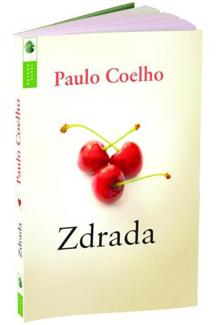 Zdrada - Paulo Coelho | okładka