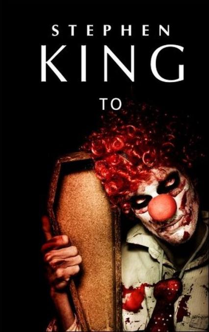 To - Stephen King   okładka