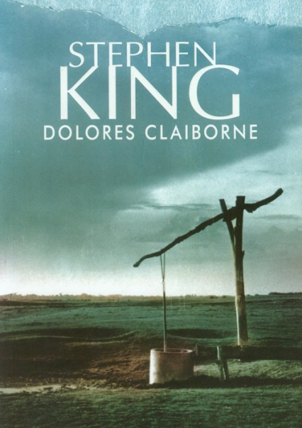 Dolores Claiborne - Stephen King | okładka