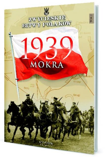 1939 Mokra - Opracowanie zbiorowe | okładka