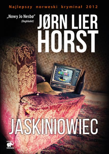 Jaskiniowiec - Jorn Lier Horst    okładka