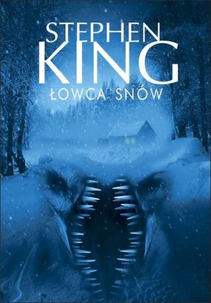 Łowca snów - Stephen King | okładka