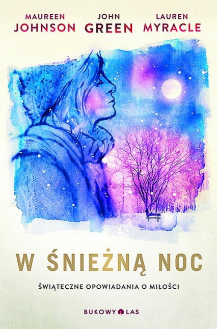 W śnieżną noc - John Green, Maureen Johnson, Lauren Myracle | okładka