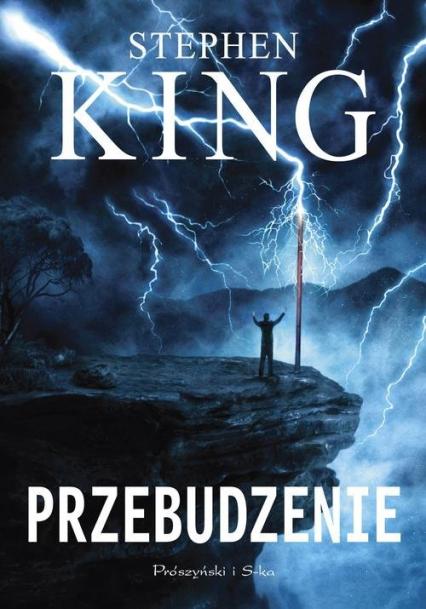 Przebudzenie - Stephen King   okładka