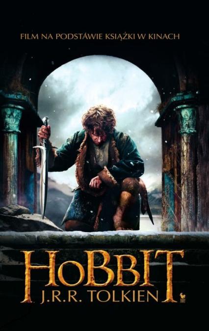 Hobbit, czyli tam i z powrotem - J.R.R. Tolkien | okładka