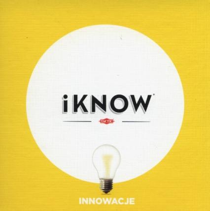 iKnow Mini. Innowacje -  | okładka