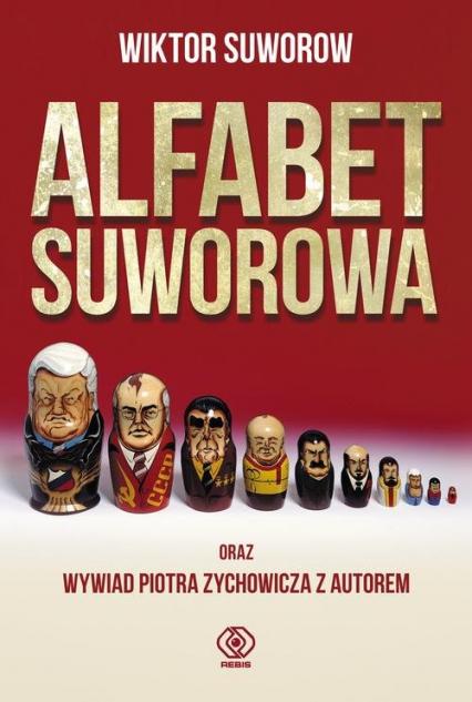 Alfabet Suworowa - Wiktor Suworow | okładka