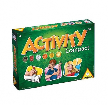 Activity Compact -  | okładka