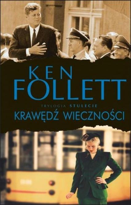 Krawędź wieczności - Ken Follett | okładka