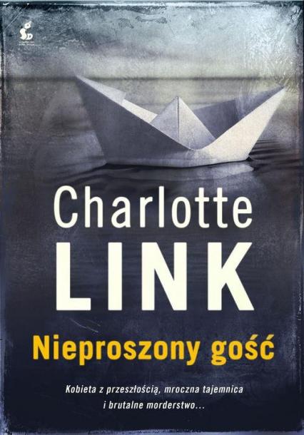 Nieproszony gość - Charlotte Link | okładka