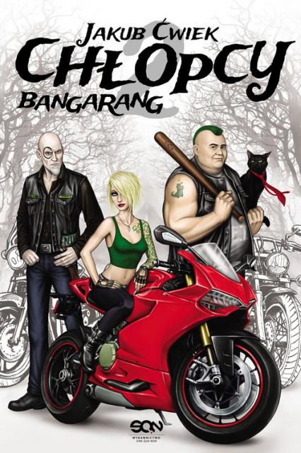 Chłopcy 2. Bangarang - Jakub Ćwiek   okładka