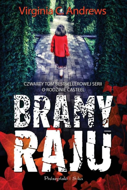 Bramy raju - Virginia C. Andrews | okładka