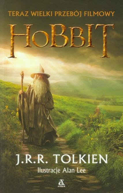Hobbit - J.R.R. Tolkien | okładka