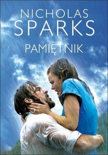 Pamiętnik - Nicholas Sparks | okładka