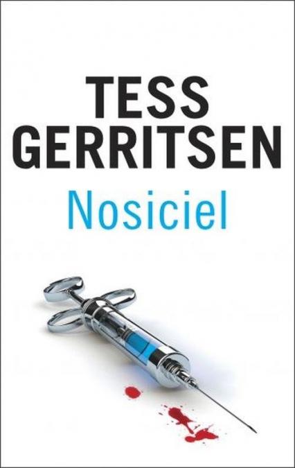 Nosiciel - Tess Gerritsen | okładka
