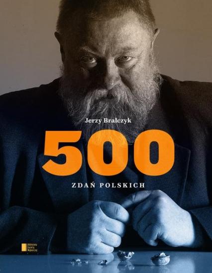 500 zdań polskich - Jerzy Bralczyk | okładka