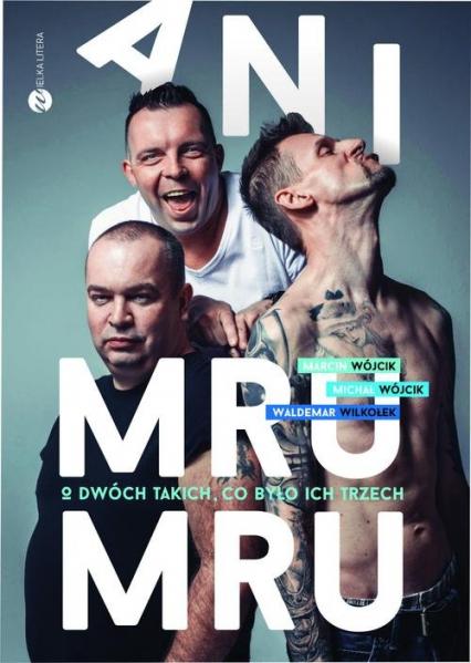 Ani Mru-Mru. O dwóch takich co było ich trzech - Marcin Wójcik , Michał Wójcik, Waldemar Wilko   okładka