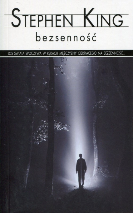 Bezsenność - Stephen King   okładka