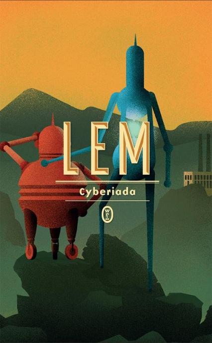 Cyberiada - Stanisław Lem | okładka