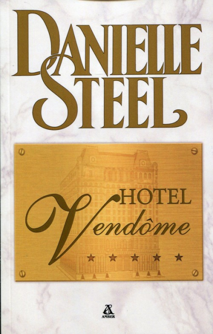 Hotel Vendome - Danielle Steel | okładka