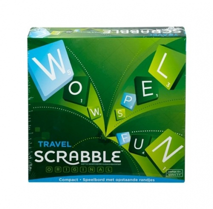 Scrabble podróżne CJT17 -    okładka