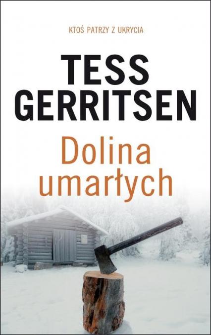Dolina umarłych - Tess Gerritsen | okładka