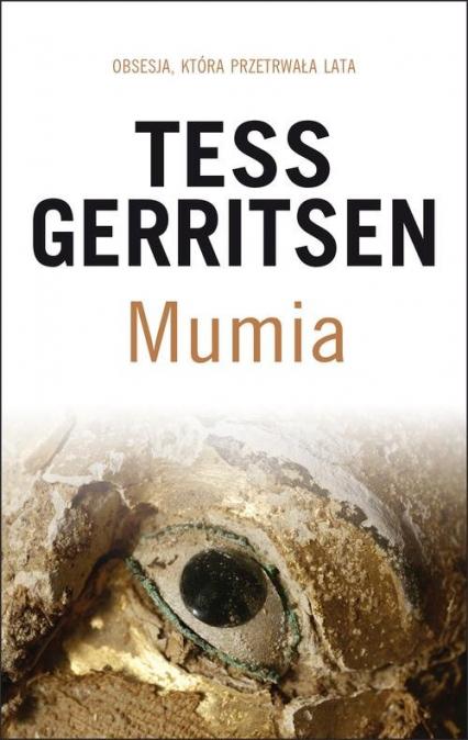 Mumia - Tess Gerritsen | okładka
